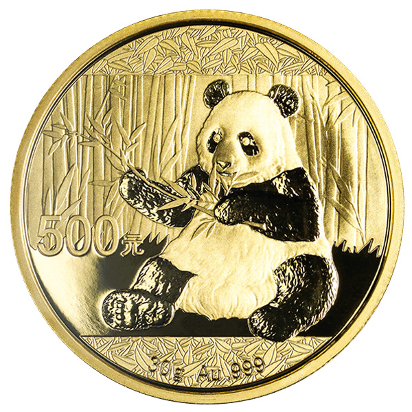 30 G Chinese Gold Panda Coin 2017 Buy Online At
