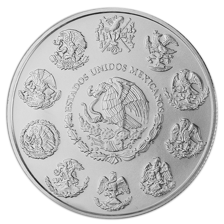 1 Oz Mexican Silver Libertad Coin 2017 Buy Online At