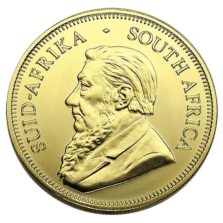 1 Oz Gold Krugerrand Coin Buy Online At Goldsilver 174
