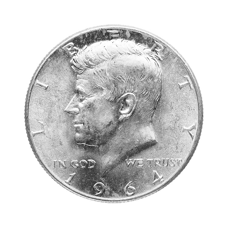 $1 00 Face Value Kennedy Half Dollars for sale at GoldSilver®
