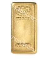 goldsilver.com - Johnson Matthey* Gold Bar 10 oz Front