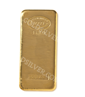 goldsilver.com - Johnson Matthey* Gold Bar 1 Kilo Front