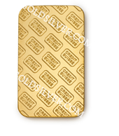 goldsilver.com - Credit Suisse Gold Bar 1 oz Back