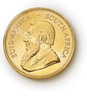 goldsilver.com - South African Krugerrand Front