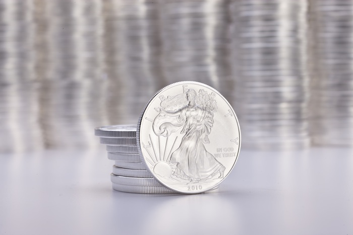 Silver Eagle Coin For Sale At Goldsilver 174