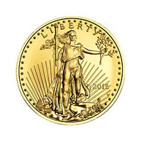 Buy American Gold Eagle 1/2 Ounce (oz) Coins