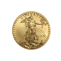Buy American Gold Eagle 1/4 Ounce (oz) Coins