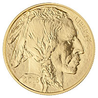 2016 - 1 oz American Gold Buffalo Coin