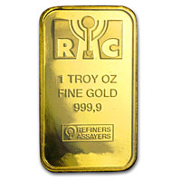 1 oz RMC Gold Bar