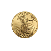 Buy American Gold Eagle 1/10 Ounce (oz) Coins