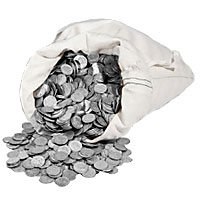 90% Silver Quarter and Dime Bag
