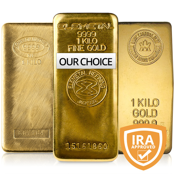 Buy Gold and Silver Coins, Bars