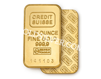 Buy 1 Ounce (oz) Gold Bars Online