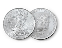Buy U.S. Silver Eagle 1 Ounce (oz) Coins