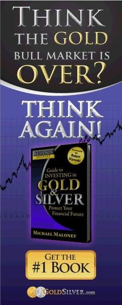 Guide to Investing in Gold & Silver Book Mike Maloney
