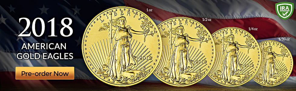 2018 Gold Eagle Preorder