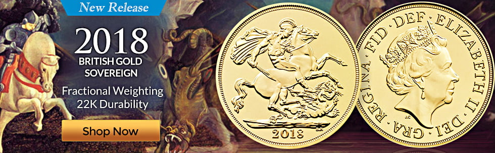 British Sovereign 2018