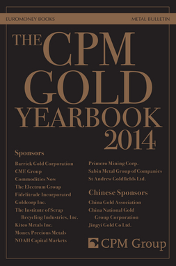 The CPM Gold Yearbook 2014
