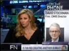 David Stockman - Because of Global Central Banks, There's a worldwide bubble in stocks