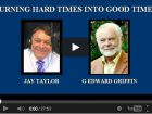 G. Edward Griffin - Thoughts on Gold and What Makes The Fed Such A Dangerous Organization