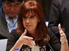Argentina president claims US plotting to oust her