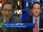 Gold Will Be the Last Man Standing - Santelli