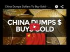 China Dumps Dollars To Buy Gold - Mike Maloney's Daily News Brief