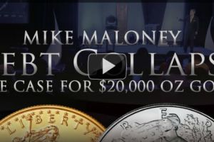 Debt Collapse - $20,000 Gold - Mike Maloney