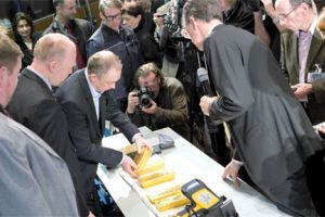 Germany Prepares:  The Bundesbank Repatriates Gold Reserves