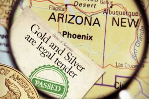 Arizona Senate Passes Bill: Gold & Silver Now Legal Tender