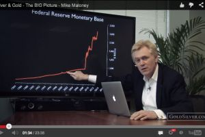 silver & gold bull market not over until the fundamentals say so - mike maloney