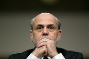 bernanke says premature tightening would endanger recover