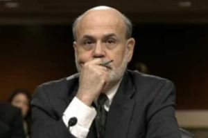 how bernanke blew it commentary - moment of indiscipline undid impact of prepared remarks