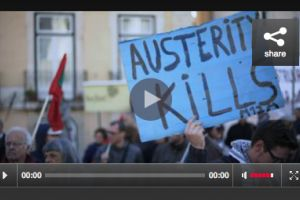 why austerity kills - from greece to us, crippling economic policies causing global health crisis