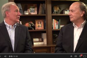 jim rickards and peter schiff discuss global gold markets