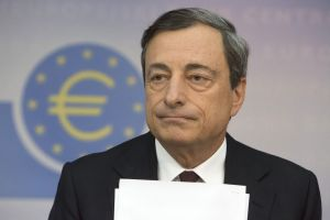 draghi gets weaker euro with economy needing it most