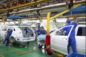 china manufacturing gauge drops as growth pickup stalls