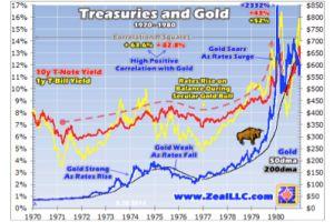 gold rising-rate fallacy - adam hamilton