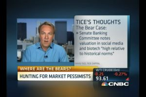 david tice - gold represents an unusually  attractive opportunity - sees 30-60% stock market decline