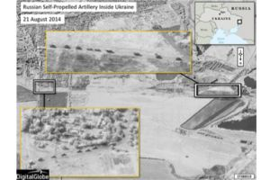 new satellite imagery exposes russian combat troops inside ukraine