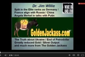 dr. jim willie - important update