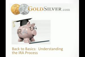 Back To Basics IRA Webinar