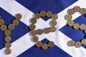 scotland prepares for bank runs - 'quietly' sends millions of banknotes north