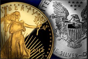 on sale - buy silver and gold to hedge against currency manipulation