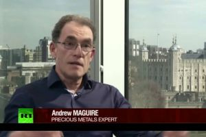 andrew maguire expects a derivatives blowup in gold, silver by year-end