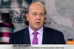 jim rickards - the great financial flood
