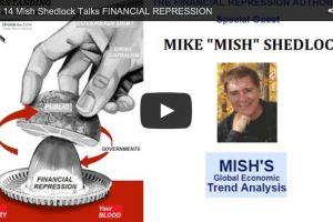 mish shedlock talks financial repression with gordon t. long