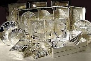 silver bargain-hunters have been accumulating