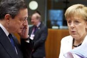 germany throws up over draghi plan to buy greek junk