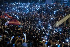 china warns hong kong protesters of �unimaginable� consequences